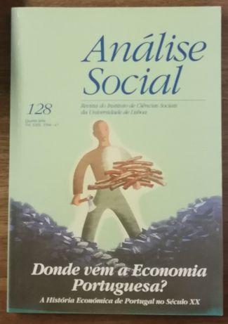 análise social, donde vem a economia portuguesa? história económica