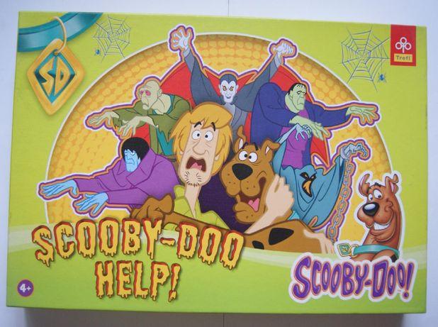 Gra SCOOBY Doo Help Trefl