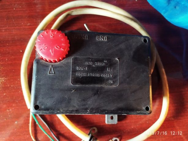 Блок октан-корректора электронного ЭОК-1