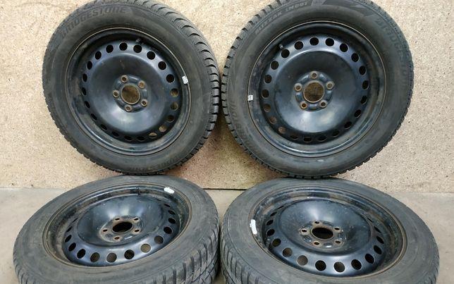 1660. Ford Mondeo Focus Cmax koła zimowe 5x108 ET50 205/55/16 jak nowe