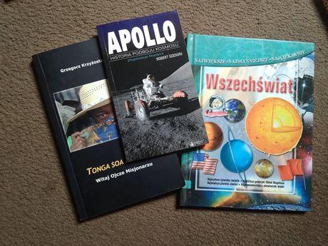 Apollo kosmos wszechświat oraz misje