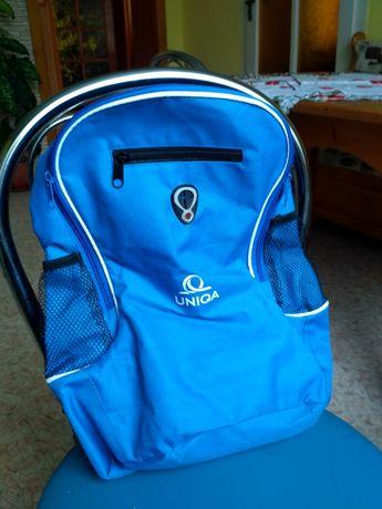 Рюкзак спорт UNIQA синий