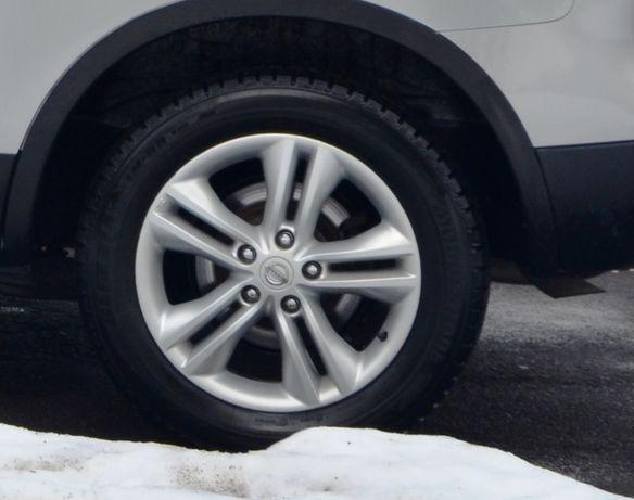 Ниссан Кашкай обмен колес ,обмін колес Нісан Кашкай ,колеса ,диски