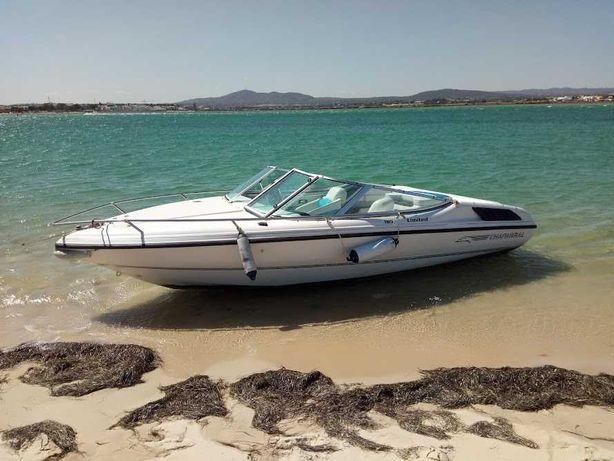 Barco Chaparral Com Motor Mercrusier