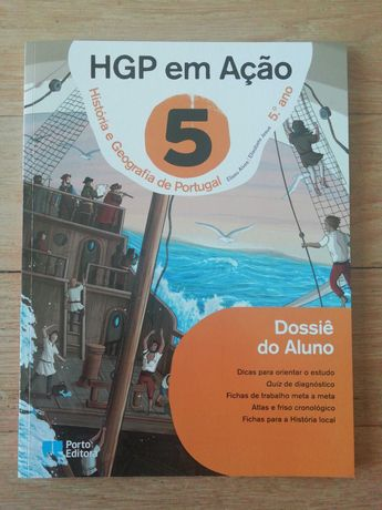 Caderno de actividades 5 ano Historia e Geografia (Novo)