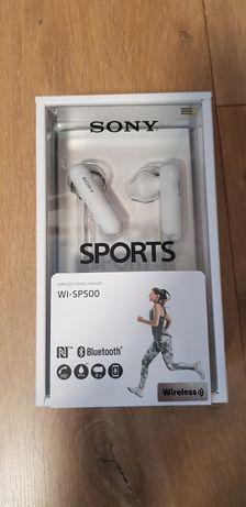 Новые наушники Sony WI-SP500
