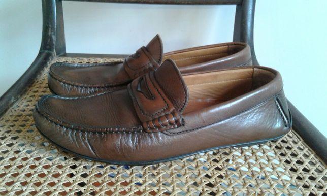 Sapatos/moucassins de homem Massimo Dutti 40