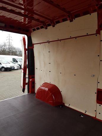 Zabudowa busa Jumper Ducato Boxer L3H2 z montażem - CNC