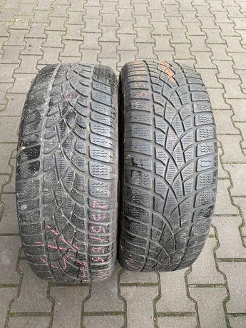 235/55/18 Dunlop Sp Winter Sport 3 D