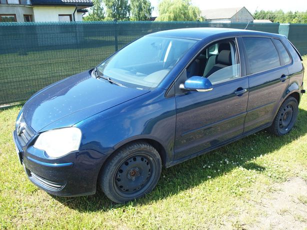 Volkswagen Polo  2007 R. Klimatronic szyberdach