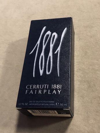 Cerruti 1881 Fairplay 50 мл
