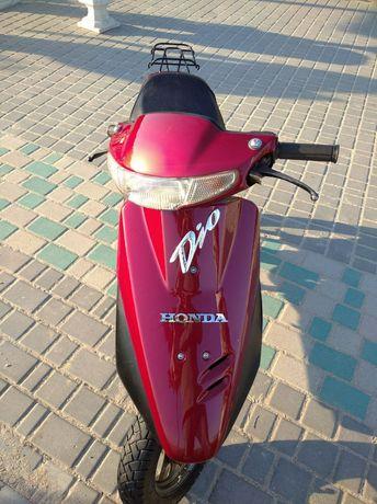 Honda dio 27 с регистрацией