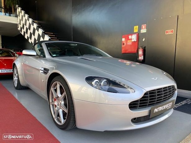 Aston Martin Vantage Roadster V8