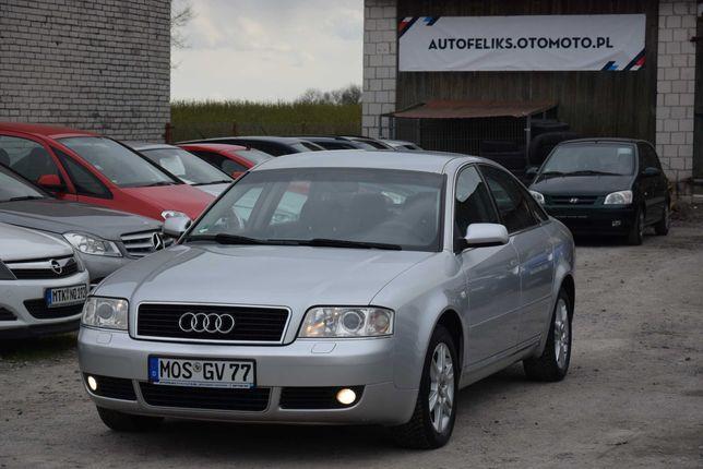 Audi A6 2.4 V6 2004r Automat Nowy rozrząd Sprowadzony