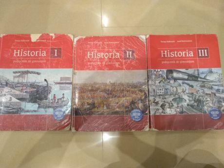 Komplet podręczników Historia GWO