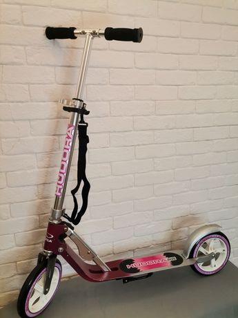 Hulajnoga Hudora Bigg Wheel 205 różowa