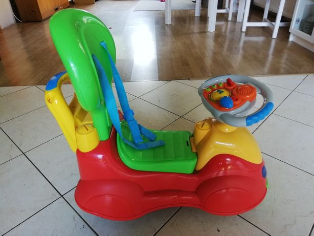 Auto jeździk Chicco
