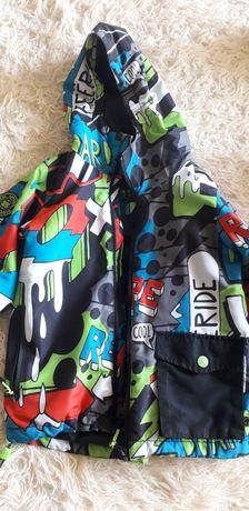 Куртка Reserved,Terranova 4-6л