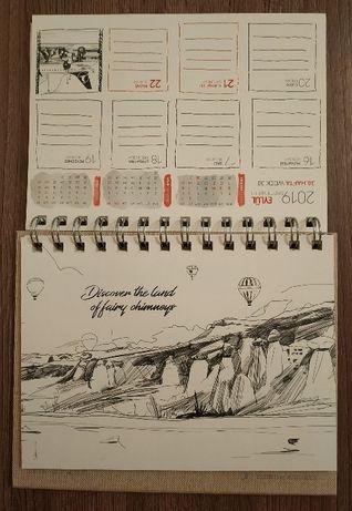 Планер органайзер блокнот записник календар Turkish airlines