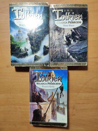 Władca Pierścieni 1-3 / Tolkien / Pierwsze Wydanie / 1997