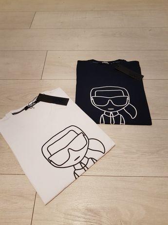 Koszulki Karl Lagerfeld