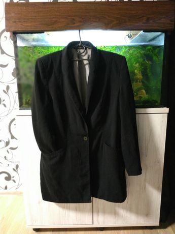 Удлиненный пиджак Marks&Spencer