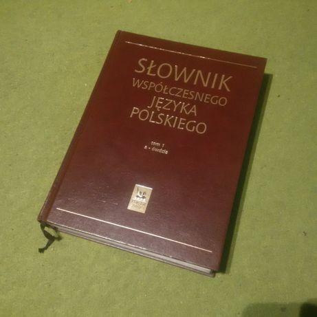 Słownik współczesnego języka polskiego Tom-1 ..Reader's Digest