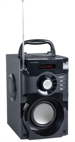 Głośnik BLUETOOTH Overmax Soundbeat 2.0 USB Radio