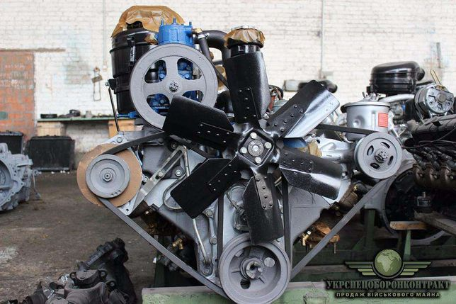 Двигатель Зил, Зил 131, Зил 130 ( 131-1000260-Б2)