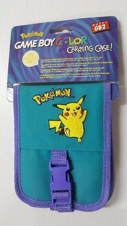 Bolsa Pokemon Game Boy Color Nova aceito trocas