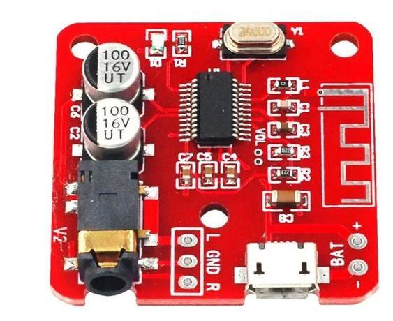 Bluetooth блютус аудио модуль