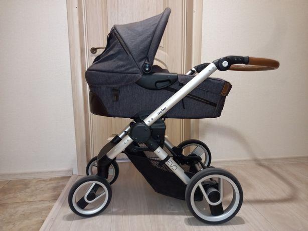 Детская коляска, люлька прогулка Mutsy Evo