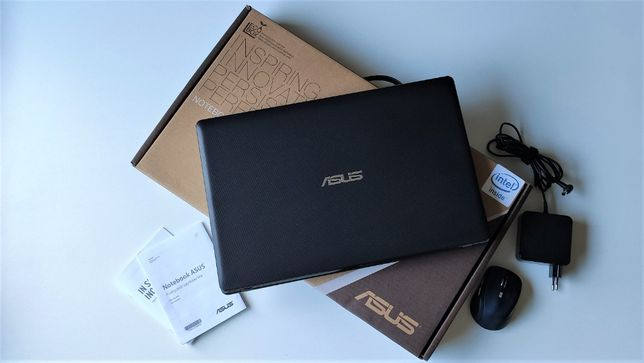 laptop ASUS R513CL - 128GB SSD, Windows 10, stan idealny