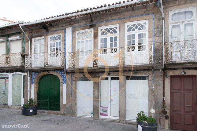 Moradia Penafiel centro histórico