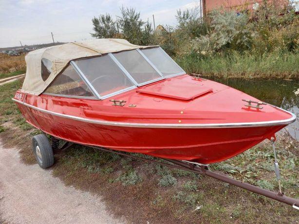 Лодка Крым 3 с мотором