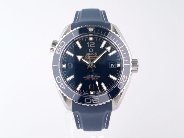Мужские бу часы Omega Seamaster Planet Ocean 600M Co-Axial 43,5 мм