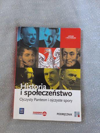 Podręcznik Historia i społeczeństwo Ojczysty Panteon i ojczyste spory