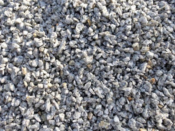 Grys Granitowy 2-5 mm zasypka granitowa Ozdobny Kostka na Ścieżke