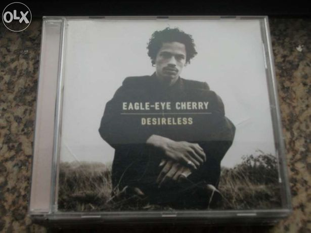 "Cd Eagle-Eye Cherry ""Desireless"" como novo"