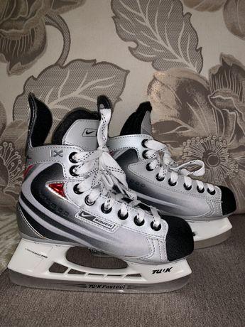 Продам хоккейные коньки Nike BAUER Vapor