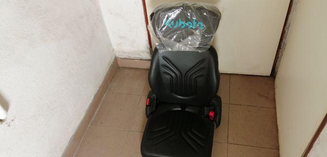 Siedzenie Grammer S511 Kubota fotel wózek widłowy koparki nowe