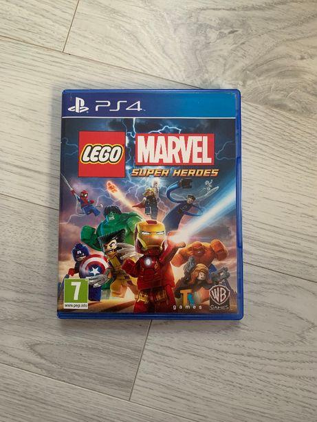 Gra PS4 Marvel Super Heroes