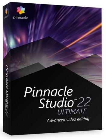 Pinnacle Studio 22 Ultimate - POLSKA WERSJA