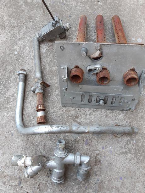 Горелка для котла, установка газовая на котёл, запчасти