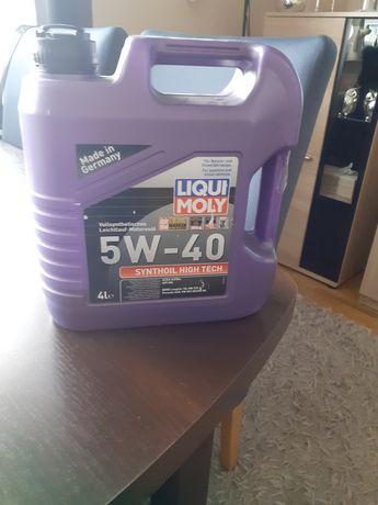 Olej samichodowy 5W-40