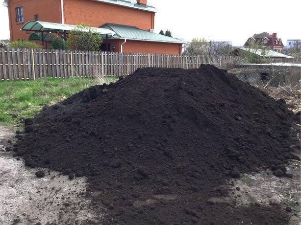 Чорнозем плодородный,чернозем под газон