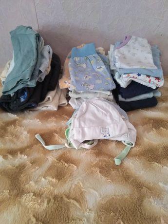 Пакет вещей для мальчика 3-6 месяцев