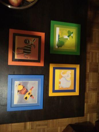 Obrazki do pokoju dziecięcego