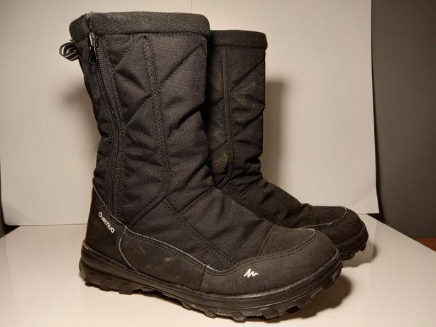Buty zimowe Quechua śniegowce rozmiar 36