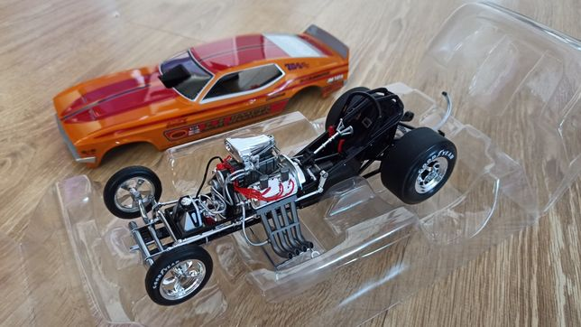 1:18 1971 Ford Mustang Funny Car AutoWorld GMP ACME AutoArt